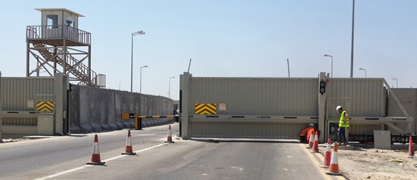 11. FPL_Terra_Terra Sliding Cantilevered Gate iraq